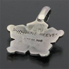他の写真2: ナバホ族 Sunshine Reeves 5スター ペンダント