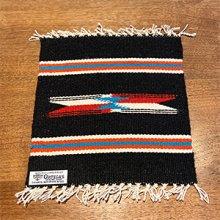 他の写真1: Ortega's チマヨ プレイスマット/ランチョマット 11×11 ブラック