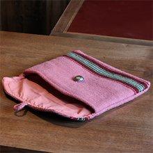 着用画像2: Trujillo's チマヨ クラッチバッグ ピンク